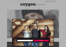 oxygencollections.com
