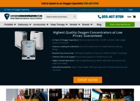 oxygenconcentratorstore.com