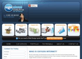 oxygeninternet.com.au