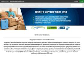 oxygenplusmedical.com