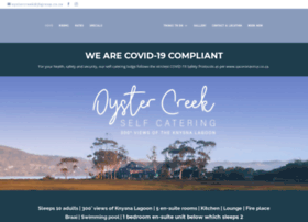 oystercreeklodge.co.za