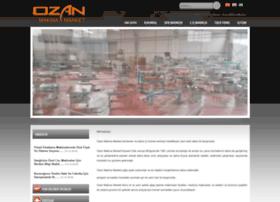 ozanmakina.com