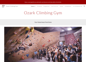 ozarkclimbing.com