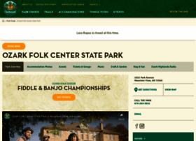 ozarkfolkcenter.com