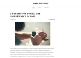 ozarkfoothills.weebly.com