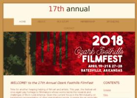 ozarkfoothillsfilmfest.org