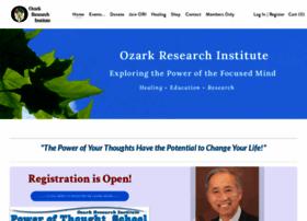 ozarkresearch.org