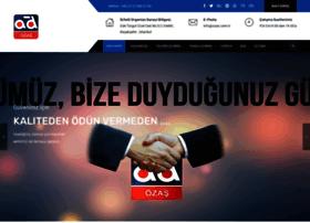 ozas.com.tr