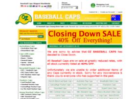 ozbaseballcaps.com.au