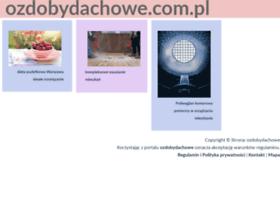 ozdobydachowe.com.pl
