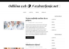 ozdravljenje.net
