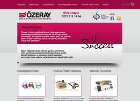 ozeray.com.tr