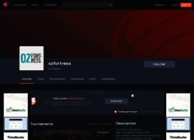 ozfortress.challonge.com
