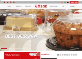 ozgeplastic.com