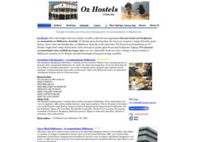 ozhostels.com.au