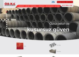 ozkabeton.com