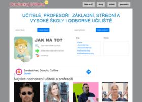 oznamkujucitele.cz
