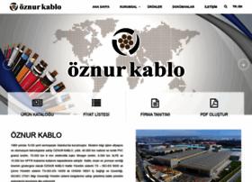 oznurkablo.com.tr