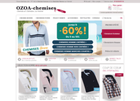 ozoa-chemises.com