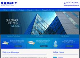 ozone-international.com