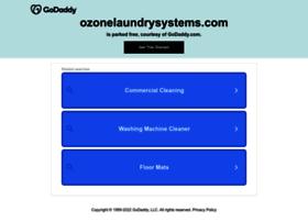 ozonelaundrysystems.com