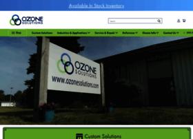 ozonesolutions.com