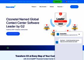 ozonetel.com