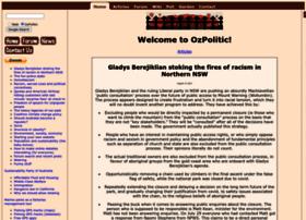 ozpolitic.com