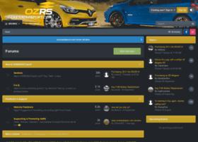 ozrenaultsport.com