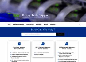 ozspysupport.com