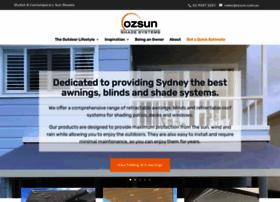 ozsun.com.au