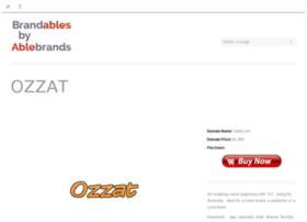 ozzat.com