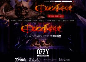 ozzfest.com