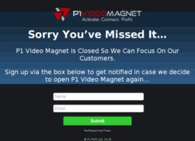 p1videomagnet.com