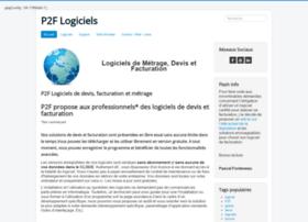 p2f-logiciels.com