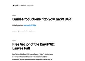 p2wp.wordpress.com