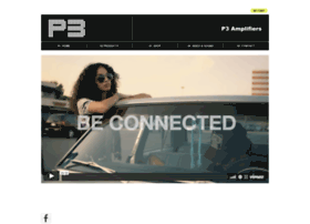 p3amplifiers.com