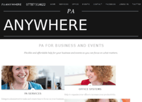 pa-anywhere.co.uk