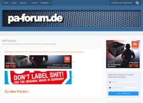 pa-forum.de