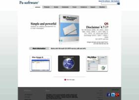 pa-software.com