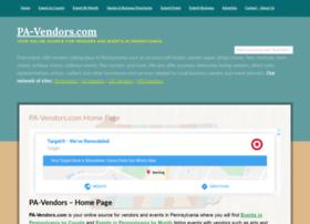 pa-vendors.com