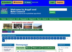 pa2.argyll-bute.gov.uk
