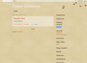 paanogumawa.blogspot.com