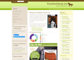 paardentekoop.net