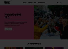 paatapahtumat.visithelsinki.fi
