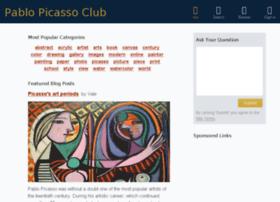 pablopicassoclub.com
