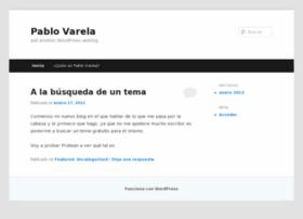 pablovarela.net