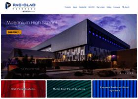 pac-clad.com