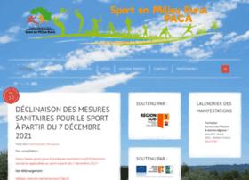 paca.sportenmilieurural.fr