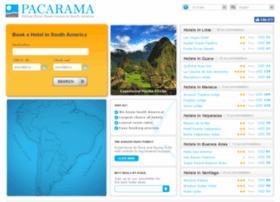 pacarama.com